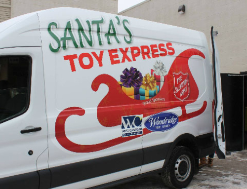 Salvation Army Toy Donations