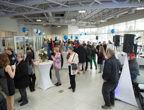 Advantage Ford Grand Re-Opening Celebration
