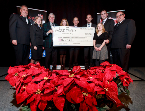 2016 Christmas Kettle Campaign Kick-Off