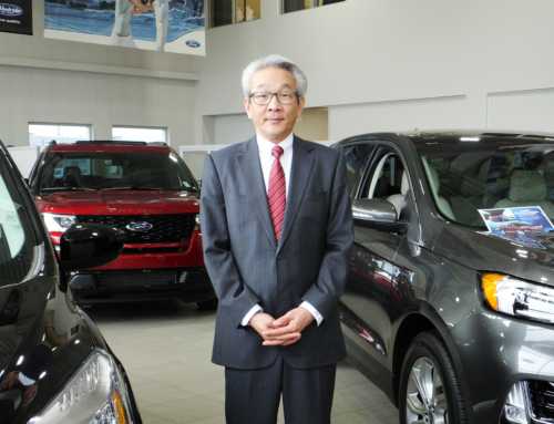 Dick Lau Joins Wood Automotive Group Executive Leadership Team